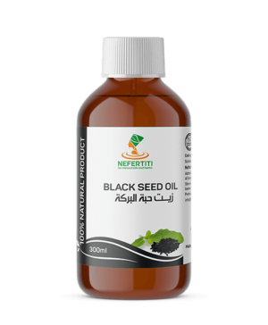 Black Seed English 300ml