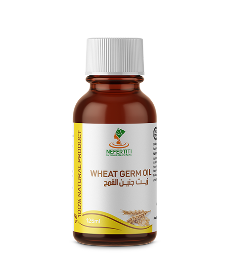 Wheat Germ English 125ml