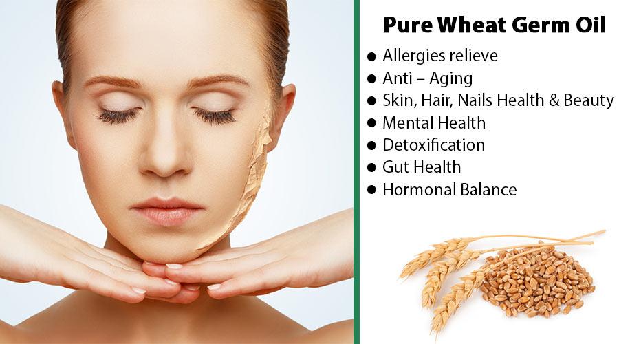 wheat germ discribe