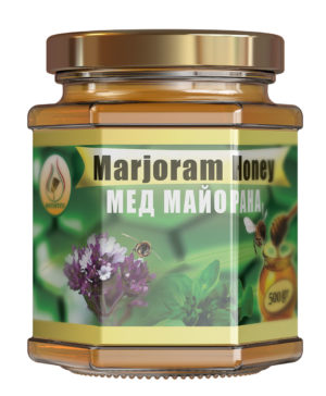 Marjoram Honey