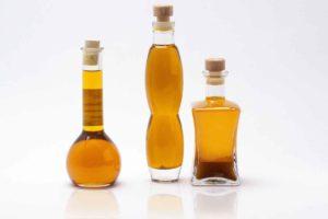 nefertiti article oil bottle glass