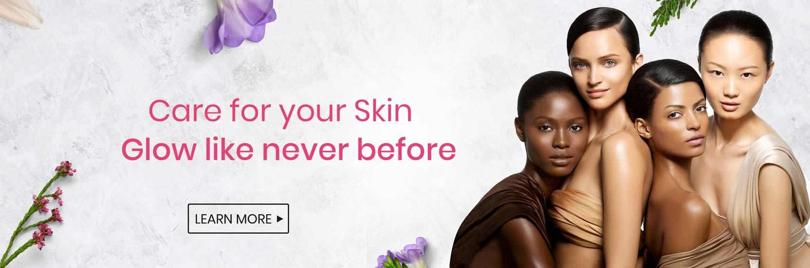 home banner 4 Skin Care En